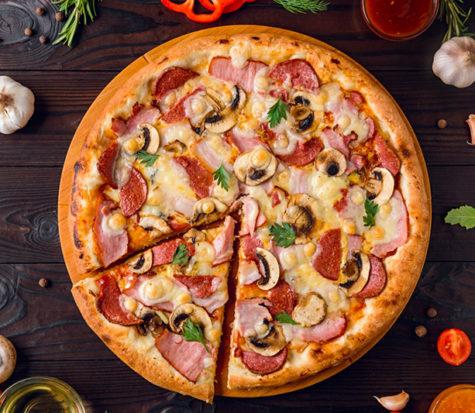 Вся правда о доставке пиццы